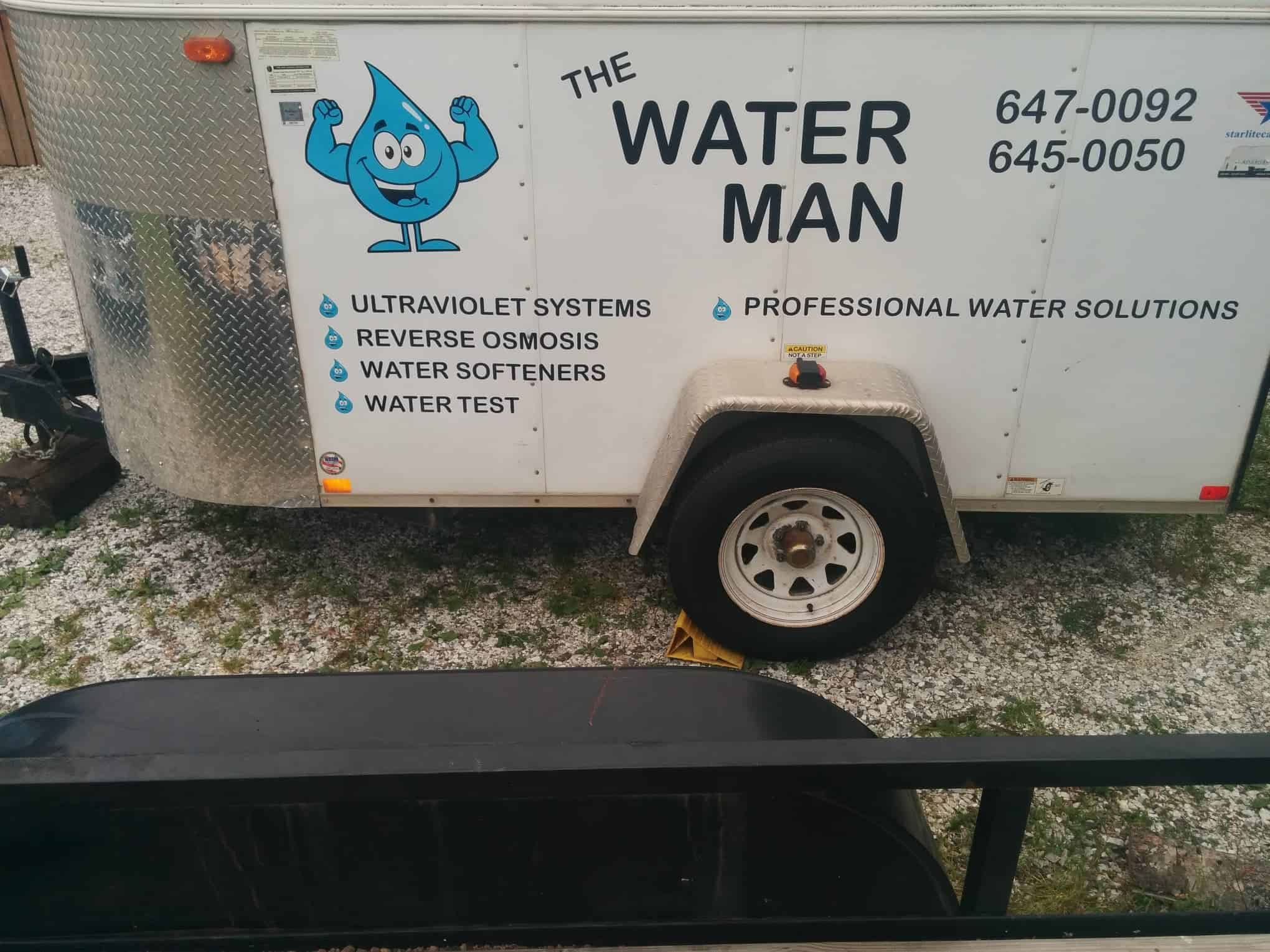 Water Filters & Salt Delivery