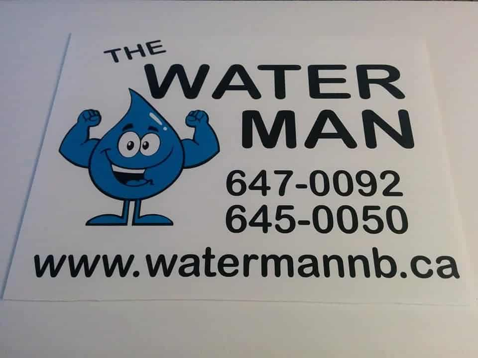 The Water Man - contact details